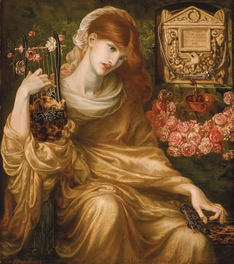 "Dante Gabriel Rossetti's ""The Roman Widow"" (1874)"