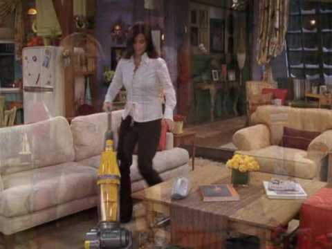 Monica Geller S In Visible Ocd